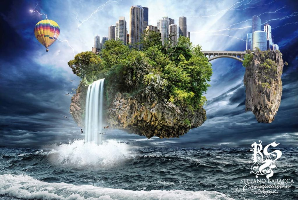 Isola in cielo