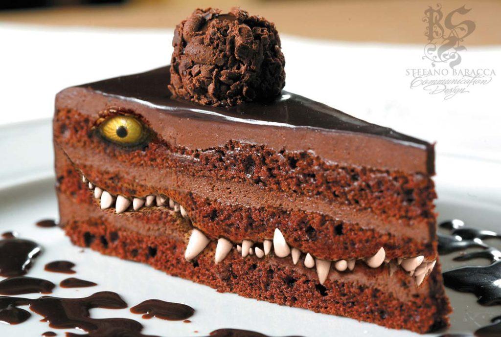coccodrillo cake
