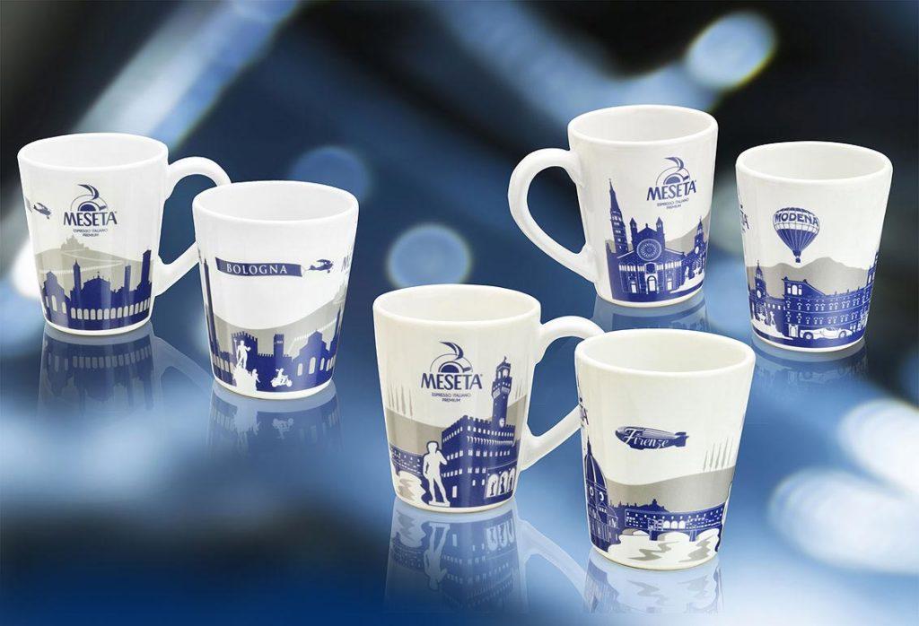 Tazze Mug design citta italiane