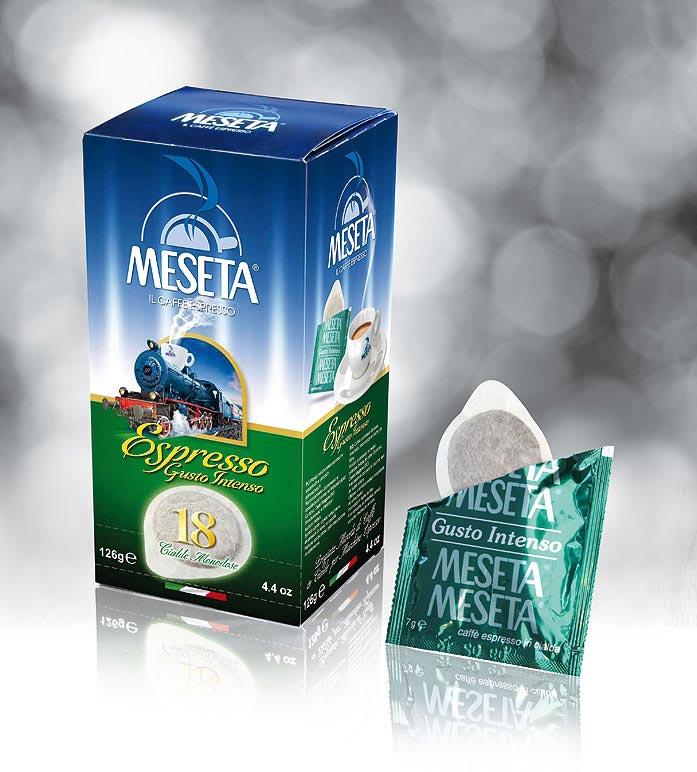 Immagine digitale packaging caffe