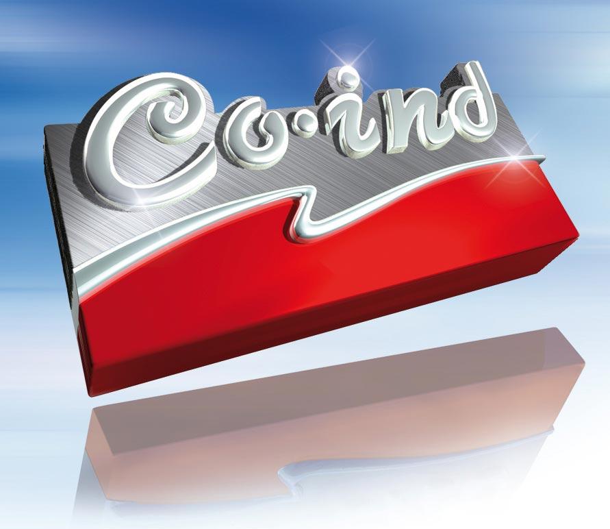 Logo Coind 3d