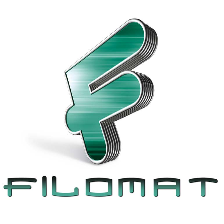 Logo Lettera F in 3D