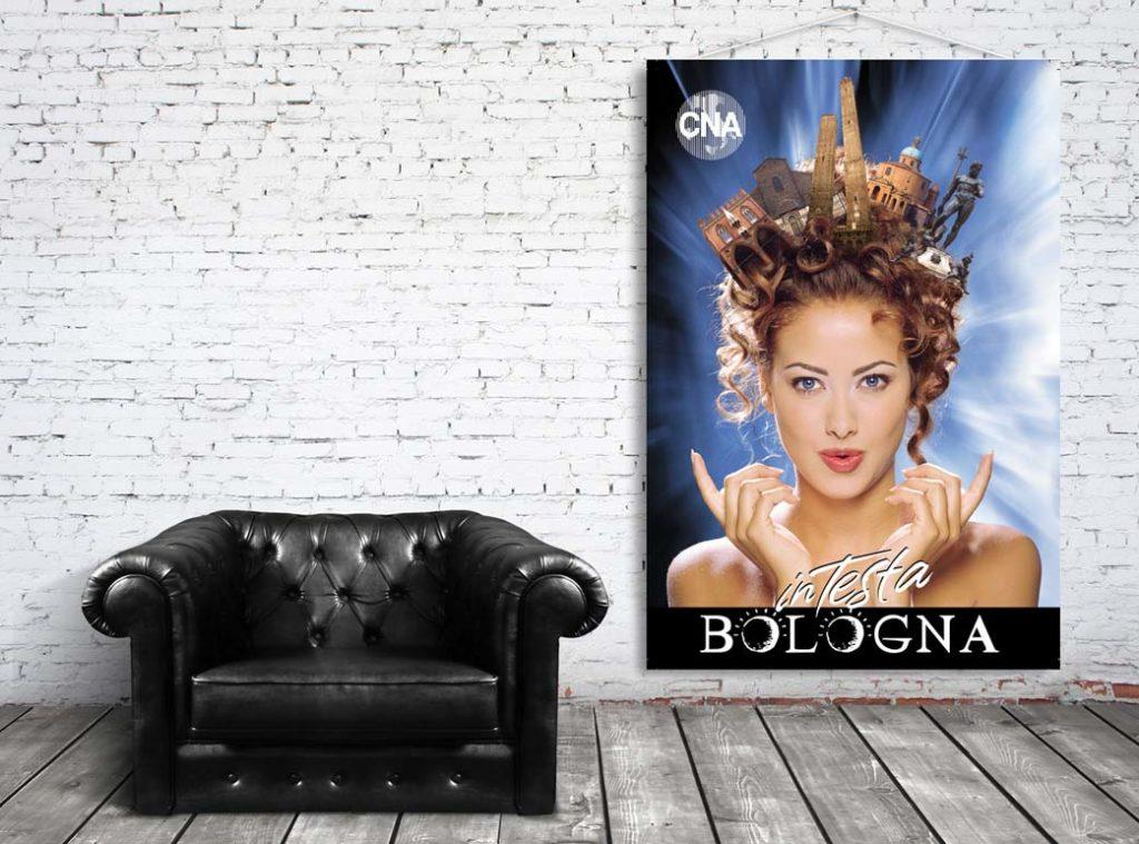 Poltrona e Poster Cosmetica