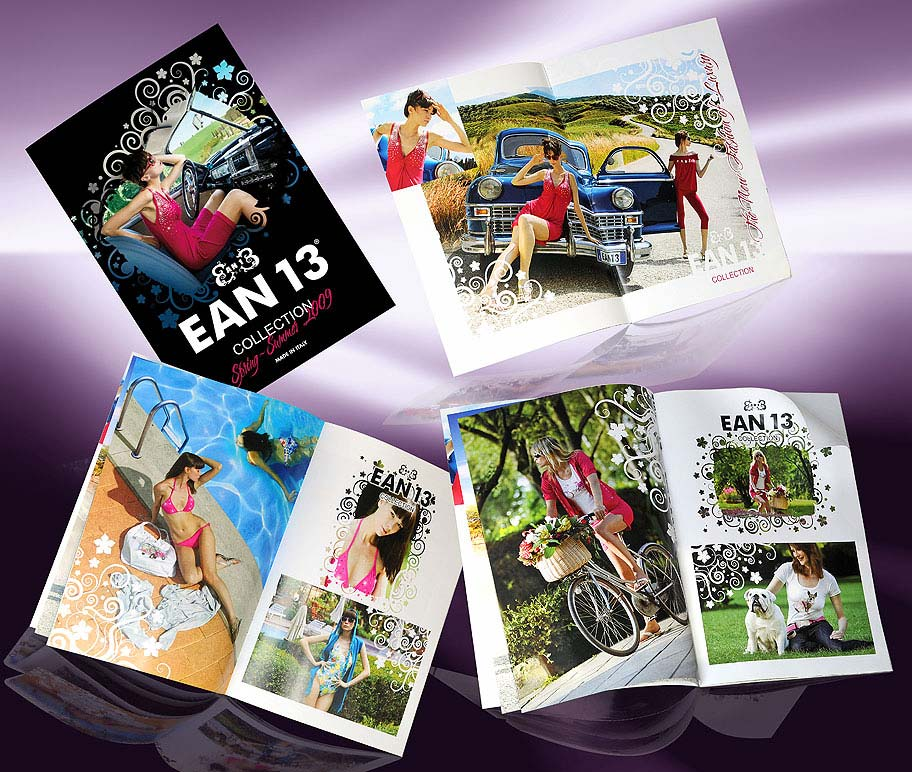 Brochure catalogo prodotti