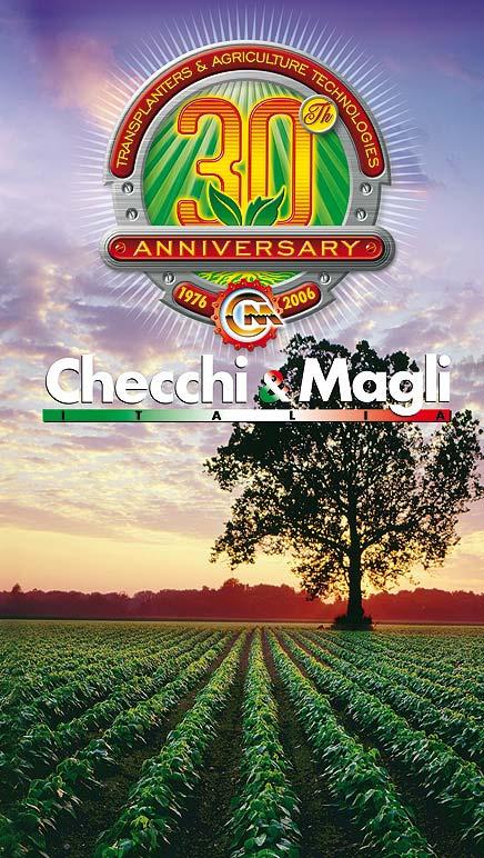 Copertina catalogo prodotti macchine agricole