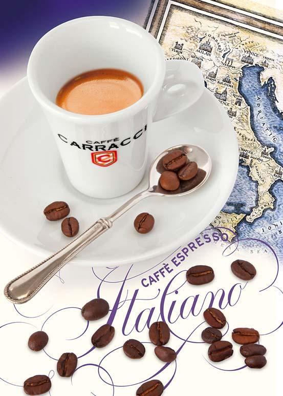 Tazzina caffè Carracci