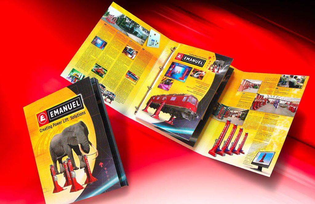 Studio Grafico, Graphic Design Brochure e Folders