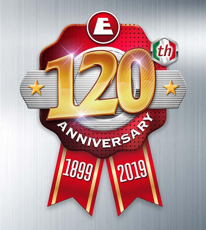Studio Grafico Design Logo 120esimo