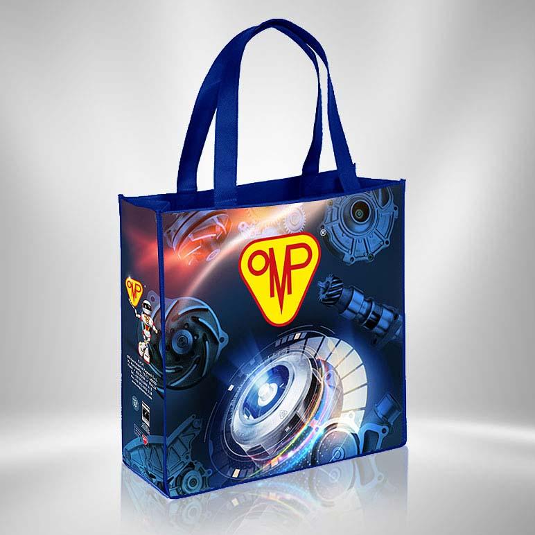 Studio Grafico Illustrazione Digitale per Bag