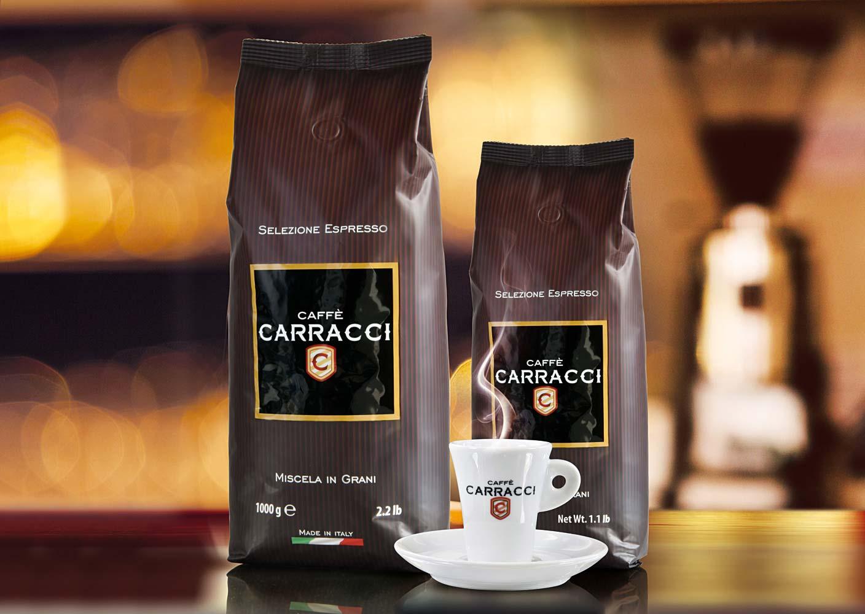 Sacchi Grani Caffè Carracci