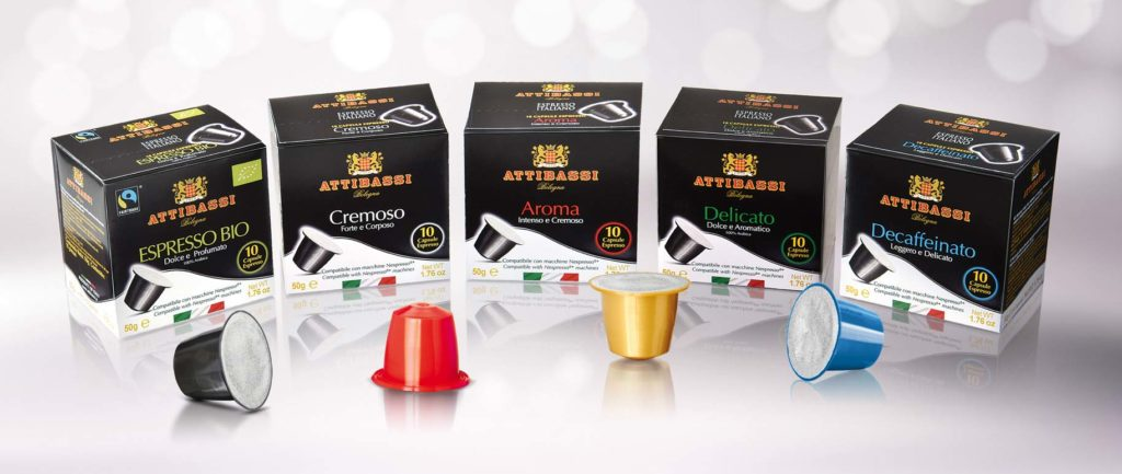 Studio Grafico Packaging Coffee Capsules